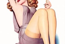 Pinup Girls / by Sophia Michalopoulos