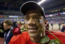 Badgers in the Super Bowl 2014 / Five former Badgers are in Super Bowl XLVIII, the most in any one year. But there have been 26 UW student-athletes represented over the years. / by Wisconsin Athletics