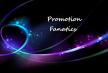 Promotion Fanatics / Promotion Fanatics is an Etsy team whose focus is to help team members promote their shops and products.  / by Gifts From The Kitchen