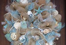 Wreath ideas / wreaths/crafts / by Jema