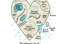introvert much? / by TypeArtist | Susan
