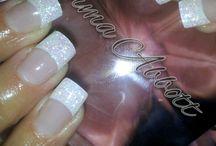Bridal nails / by Andie Halfacre