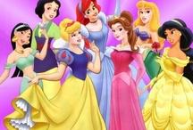 Disney Princess / by Ena Perez