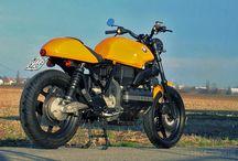 Motorbikes... / by Diane Read