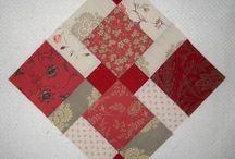 Quilt Blocks (patchwork) / by Joanne Wozniak