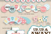Joint Baby Shower / by Nicole Trampler