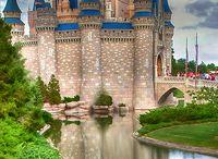 Disney Magic  / by Sadie Kennel