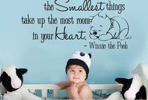 Baby ideas / Ideas for nursery etc / by Becky Widdowson