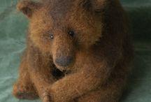 Stuffed Bears / by Kathleen Waheed