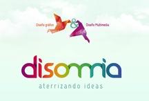 My Portfolio / Disomnia design / by Ali Bolaño