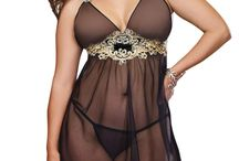 plus size lingerie / by Monique Washington
