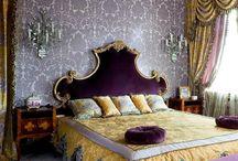 Master bedroom / by Tashia Creech