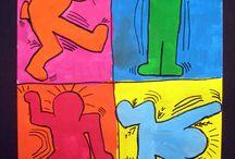 1 Kunstunterricht / by Zaueqh