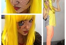 Costume makeup  / by Lauren Oney-Stadler