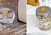 Mason jars / by Jayde Green