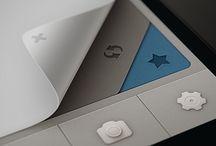 Interface Design / by Juan Tejeda