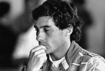 Ayrton Senna / by Alcibiades Cortese