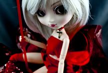 Dolls: Pullip & Blythe Dolls / by Grim Cauldron Craft Oddities