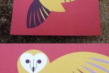 Owls / by Angharad Jones
