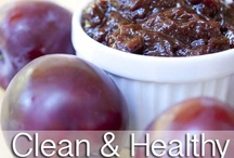Clean Eating / by Shenie Bento