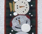 Wool applique / by Susan Hughson