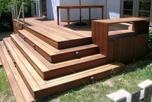 Outdoor/Deck / by Kelly Amato