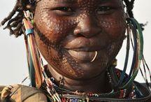 Sudan and Nubians / including Jie,Nuba,Shilluk Tribe / by Tibet Tenzin
