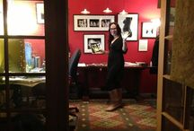 At work / My studios close tomorrow for the rest of the year. I have been very busy! / by Jennifer Loomis Photography