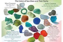 Sea glass / by Paula Gagnon