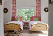 Girls Rooms / by Jill Hinson