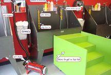 Grooming shop ideas / by Leanne Byrne-Wilkie