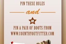 Country Outfitter / by Jenn Stewart