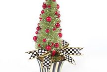 McKenzie Childs Inspired Christmas / by Polly Kelly