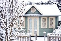Garden houses / by Perch Home