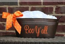 Halloween Food / We enjoy having a Halloween party every year... lots of treats..  / by Lori Alexander