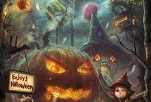 Everyday is Halloween / Halloween decor and fun stuff!  / by Kada Walden