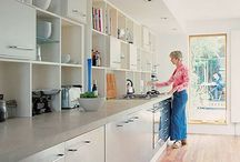 Kitchens / by Emma Sary