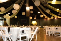 wedding reception decorations / by Carol Whitfield