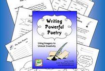 School ideas -poetry / by Lori Henry