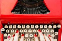 :: red :: / by Barbara Dalla Via