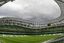 The Aviva Stadium / Our next door neighbours!  / by Ariel House