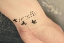 Tattoos / by Nina Gonzalez
