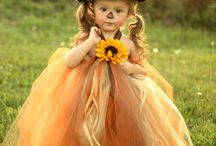 Tutus: & Tutu dresses / Fun little girl tutus! / by Jen West from PinkWhen