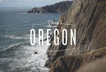 Made in Oregon / by ThirstTees