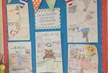 teacher ideas for non-fiction / by Jen Alderette