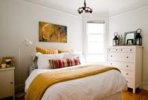 Basement bedroom / by Ashley Davis