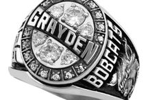 Class Rings for Boys / by Joy Jewelers