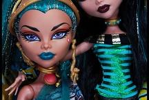 bella's monster high dolls / by Melissa Del Toro Baca
