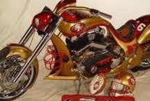 S.F. 49ERS / by JD Durrant