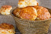 breads and biscuits / by Susanne Carr